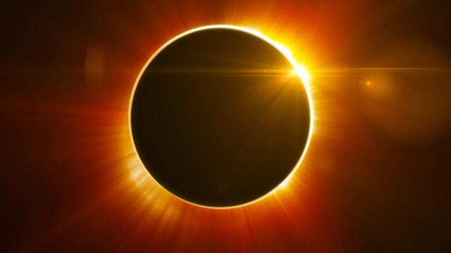 Solar Eclipse – 21 August 2017